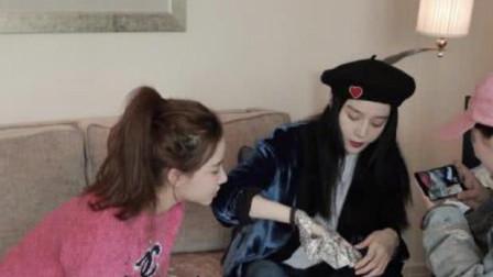 与范冰冰分手不到4个月,李晨就和女明星甜蜜自拍,网友:真走出来了