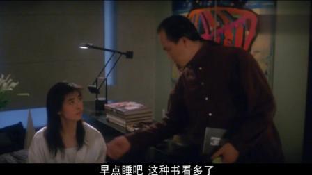卫斯理传奇:祖贤就算是素颜都这么的美,现在哪个女明星敢纯素颜