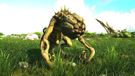 方舟生存进化-神话的演变X.ep2 久经沙场的菊花怪。