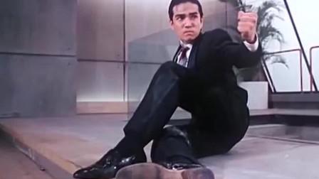最佳福星:刘德华功夫无双,简直就是拳脚双绝,来几个都被干趴