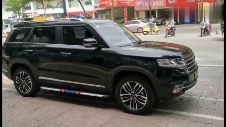 2019款北汽昌河Q7实车展示, 打开车门看到内饰, 买不买做个参考