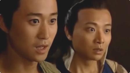 武当2:无极拜师少林寺被淘汰后,大师给他一个提示,无极竟秒懂
