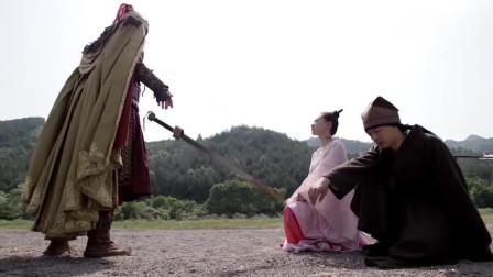 古代皇上穿越到现代,竟见到了他当皇上时候的佩剑,当场傻眼了!