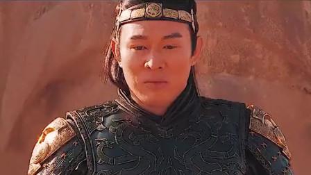 木乃伊3:李连杰秦皇复活,立马召兵马俑夺回天下