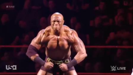 莱斯利引以为傲的健美肌肉,竟被克鲁斯分分钟击败!