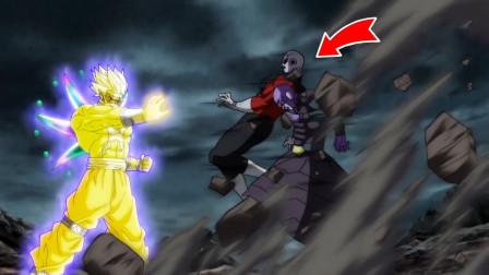 《龙珠英雄》17集,过期吉连对战黄金哈兹,现在的吉连就是个超级兵