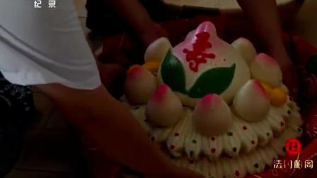 舌尖上的中国:大馒头是吉祥如意的象征 逢年过节家有喜事必有它