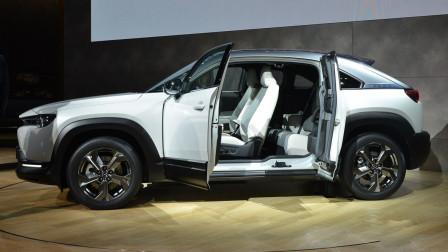 马自达全新SUV亮相!前脸大改,双侧对开门,将搭转子发动机增程器!