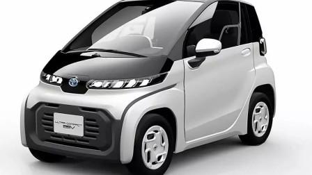 微型车领域持续发力,丰田全新EV已在路上,网友:要火的节奏!