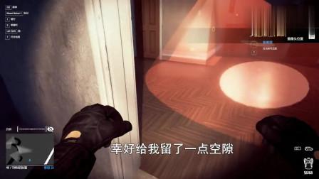 小偷模拟器14:第十四次做小偷,搞了一辆白色跑色