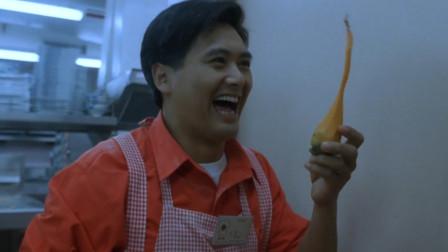 能把胡萝卜削成这样的,估计也只有这位了,真是个人才啊