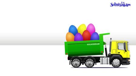 挖掘机视频表演大全4 挖土机玩具视频 挖土机 推土机894