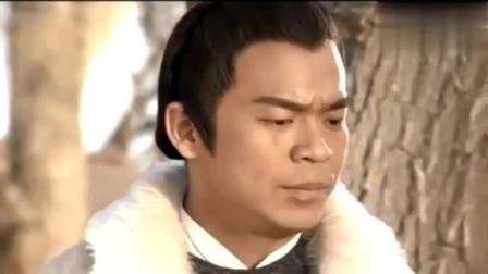 萍踪侠影:云蕾祭拜云靖,不料她的一声爷爷,竟让云重激动的下跪