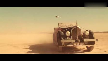影视:一亿美金制作的大片 这段超燃!-撒哈拉奇兵