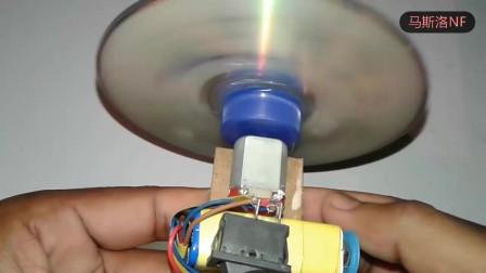 如何在家里制造高速DIY汽车?好玩,带着孩子一起制作