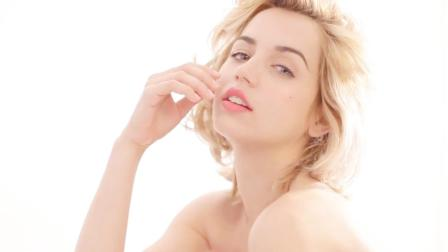 天使的脸庞,古巴美女安娜·德·阿玛斯杂志花絮