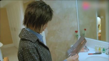 《两个只能活一个》:小伙给女友发型毁了,想报复男友,可男友还是很帅毕竟金城武