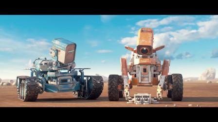 《机器人总动员2》机器人总动员第二部,微电影版!