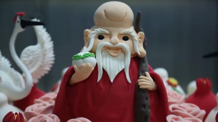 山东下岗女工将花饽饽做成网红蛋糕,带动20家店面年收入过百万