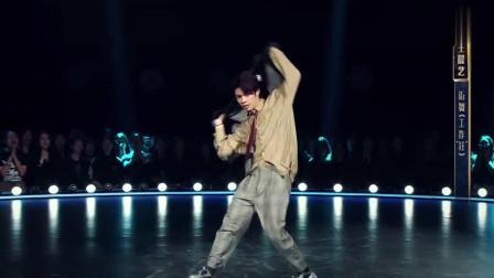 王晨艺对阵黄潇,两位舞者的街舞battle,用舞蹈跳出了故事