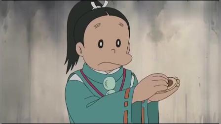 哆啦A梦:想不到最后铜锣烧竟然是哆啦A梦创造的, 真是呆了
