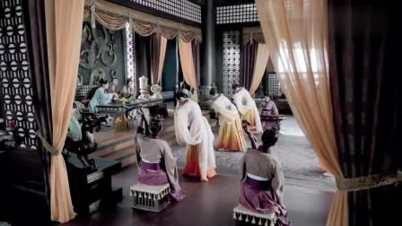太子在东宫饮酒作乐,甚至说出大不敬的话,却不知皇帝就在门外