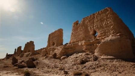 哈密卫地处天山脚下,它的历史你知道吗 河西走廊之嘉峪关 1 快剪  1028185619