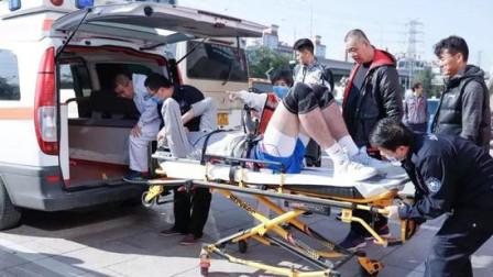 中国男子篮球职业联赛 19/20赛季 体测现场没有医生?CBA:确实是我们工作中的失误