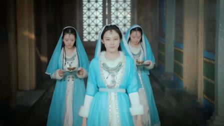 迪丽热巴如果出演《东宫》电视剧,是否能驾驭这5套异族衣服呢?