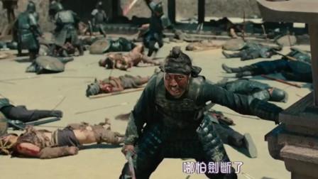 为争夺皇权 ,嬴政带三千勇士对成蛟发动进攻,