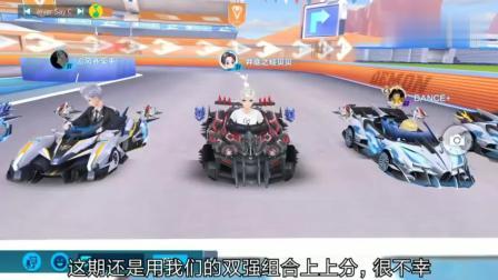 QQ飞车手游:两台烈魂者在高端局大打出手,谁才是最后王者?