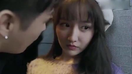 总裁有色心没色胆,谁知女孩转身把他按墙上强吻,总裁都傻眼了