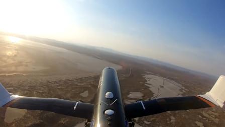 """美国研发""""折叠翼""""战斗机,速度更快续航变强,灵感来源于老鹰"""