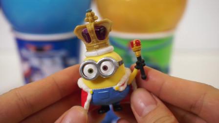 波力救援小英雄,POLI 冰淇淋杯子黏土雪花泥惊喜玩具和出奇蛋