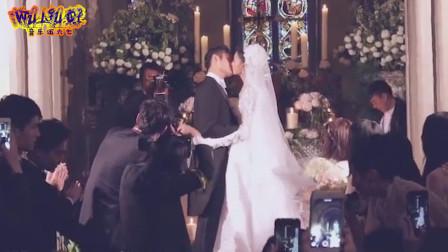 这年头没点才艺都不敢结婚,新娘唱歌全场鼓掌,比原唱好听