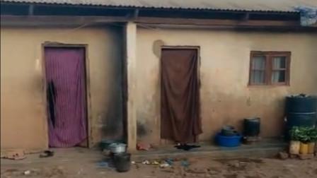 见识下非洲一夫多妻制的生活看到房子那刻恕我直言真开眼了