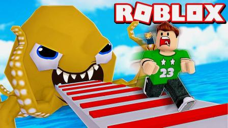 小格解说 Roblox 夏令营逃生:暑假疯狂夏令营!跳到了火山里?