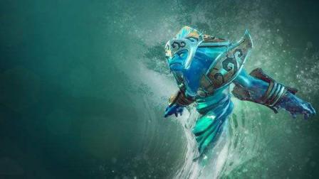 【于拉出品】DOTA IMBA第2411期:蝴蝶金箍棒不卡就超神的水人