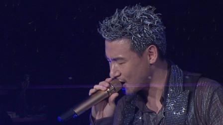 歌神张学友经典演唱,演唱会现场比CD原声还好听,开口就让人沦陷