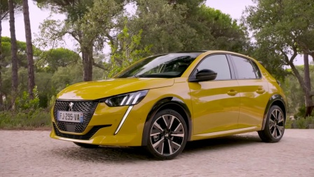 2020款沃克斯豪尔Corsa-e电动车问世, 期待吗