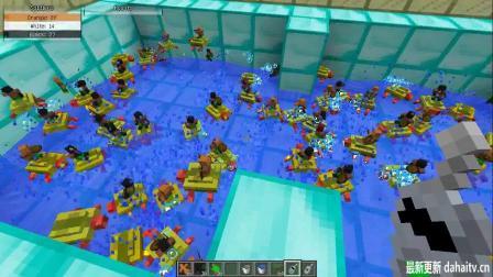 大海解说 我的世界粘土士兵战争 第6期 赤壁之战水战