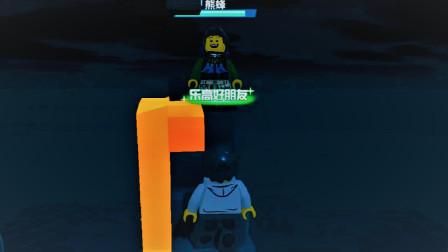 月鼓解说乐高无限第20期遭遇岩浆岛