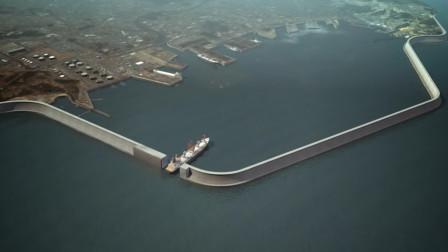 """日本的疯狂计划!修建""""海上长城""""把国家围起来,说出的目的你敢相信?"""