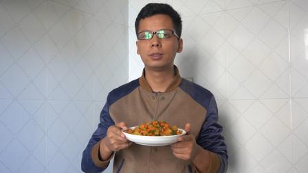 土豆胡萝卜这样炒,方法简单营养丰富,好吃又下饭