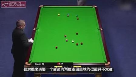 塞尔比斯诺克英锦赛决赛打出147另现场沸腾!速度也不是那么慢!