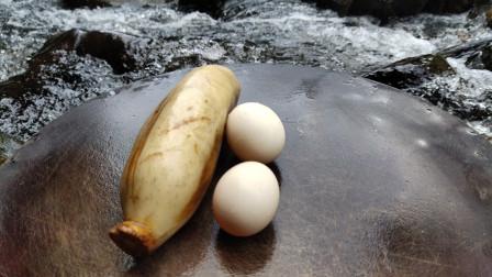 莲藕加鸡蛋,没想到有这么好吃,快来试试吧!吃爽了