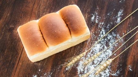 松软面包,基础吐司,新手也能做,最近最爱的早餐!