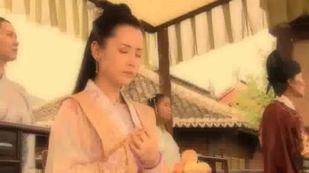 护花奇缘:梅雪仙为卓逸飞祈祷,梅雪仙差点受伤,