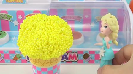 小猪佩奇面包超人冰淇淋店