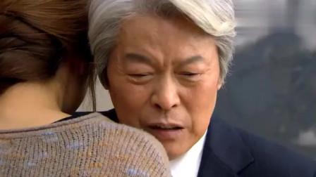 祖孙隔阂终化解,外孙女含泪叫外公,两人动情相拥让人感动